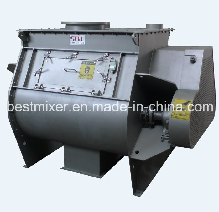 Heavy Bulk Density High Homogeneity Paddle Mixer