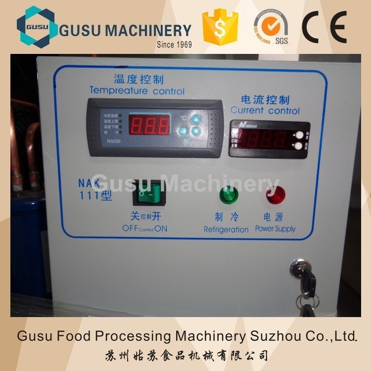 Ce Certified Energy Saving Snack Food Chocolate Tempering Machine