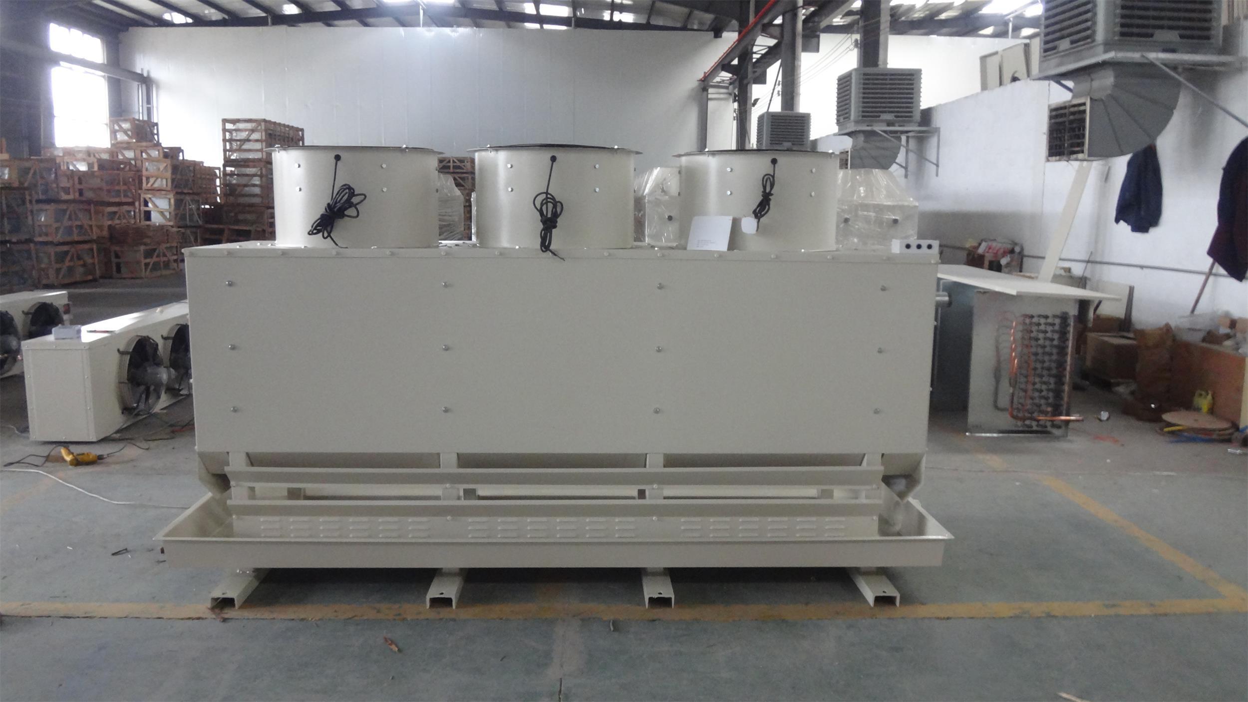 China Good Manufacturer Floor Stand Evaporative Air Cooler for Freezer Room