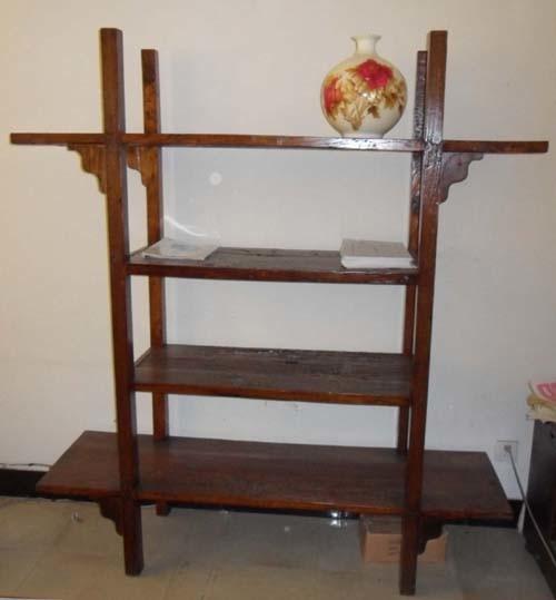 Chinese Antique Furniture Display Shelf