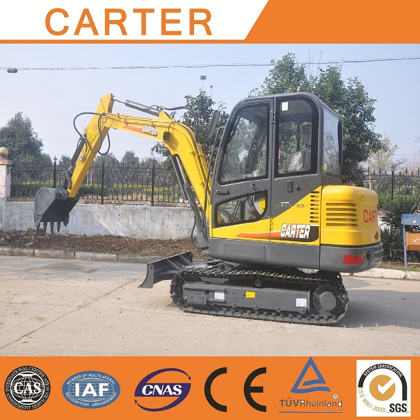 Hot Sales Hydraulic Type CT45-8b (4.5t) Multifunction Crawler Digger