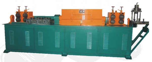 Gts5-12 Hydraulic Type Wire Straight and Cutting Machine