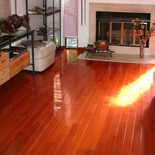 China solid kempas parquet china kempas hardwood for Kempas hardwood flooring
