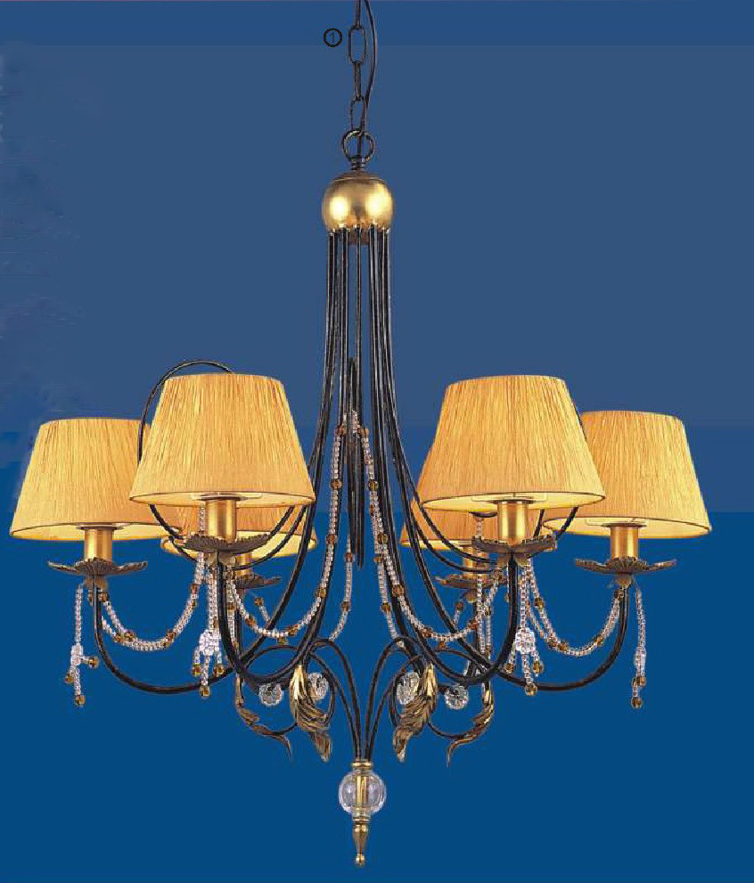 Hot Sale Home Decoration Crystal Lamp Chandelier (1010426)
