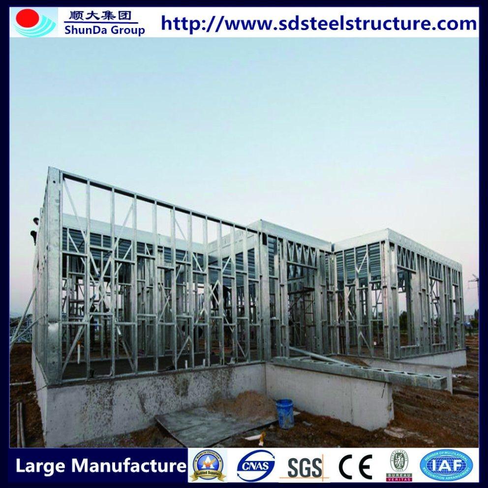 Modular House-Steel Construction-Steel House