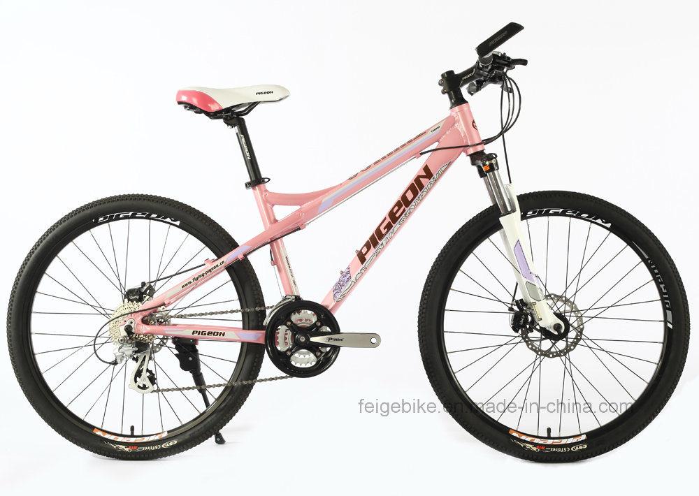"24sp Aluminum Frame MTB 26"" Female Mountain Bike (FP-MTB-A077)"
