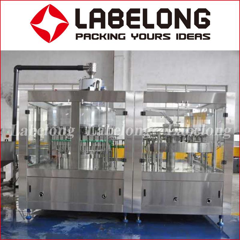 3000bph Automatic Pet/Glass Bottle Filling Machine for Peanut Oil