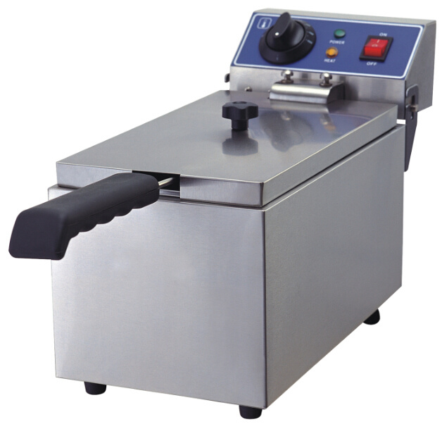 Electric Deep Fryers Commercial Quality