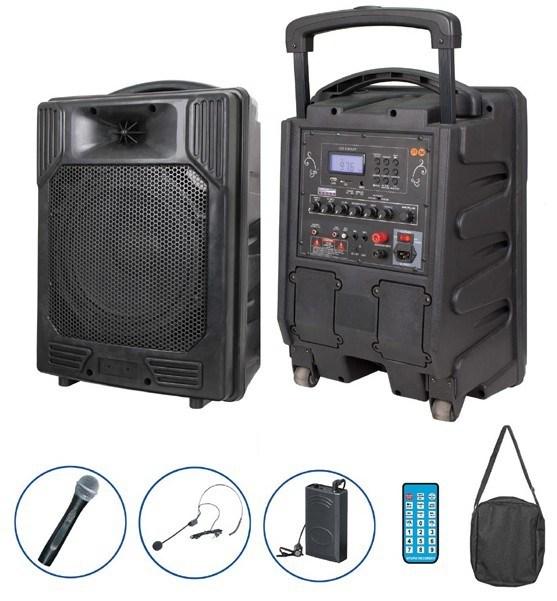 Ortable Amplifier Multi-Function PA Speaker Professional Powe