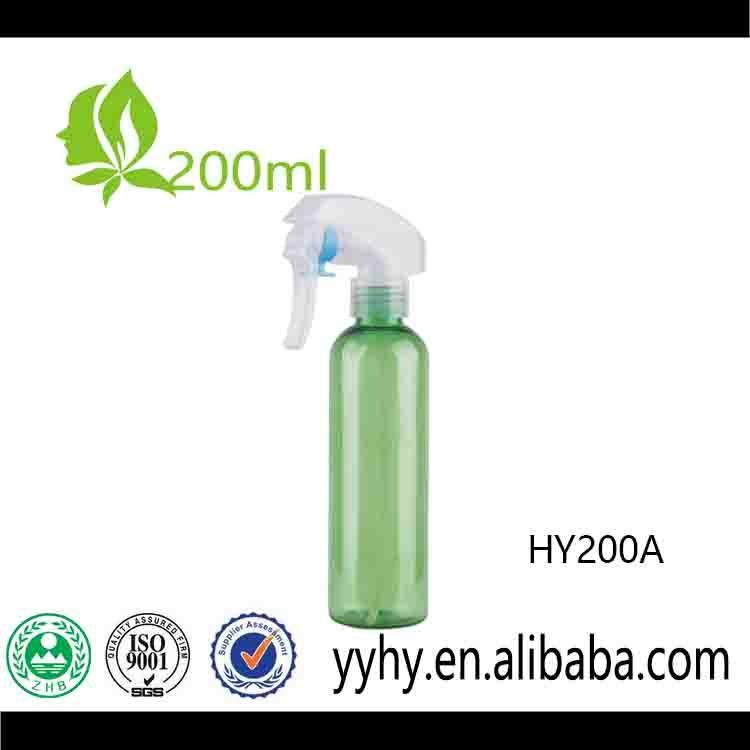 Pet Plastic Bottle 200ml Cosmetic Bottle
