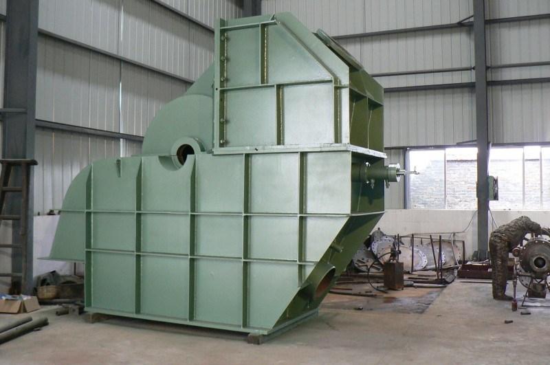 Water Turbine for High Head Power Plant Design