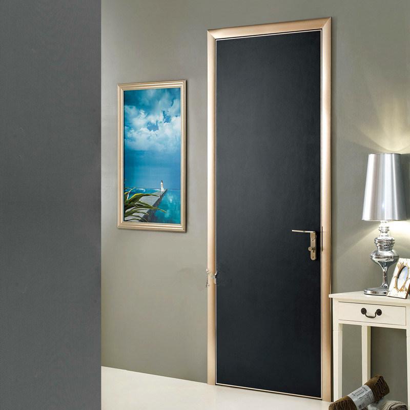 office glass door design modern bedroom,