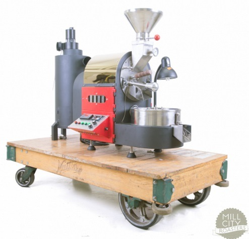 2.2lb Coffee Roaster/1kg Gas Coffee Roaster/1kg Coffee Roasting Machine