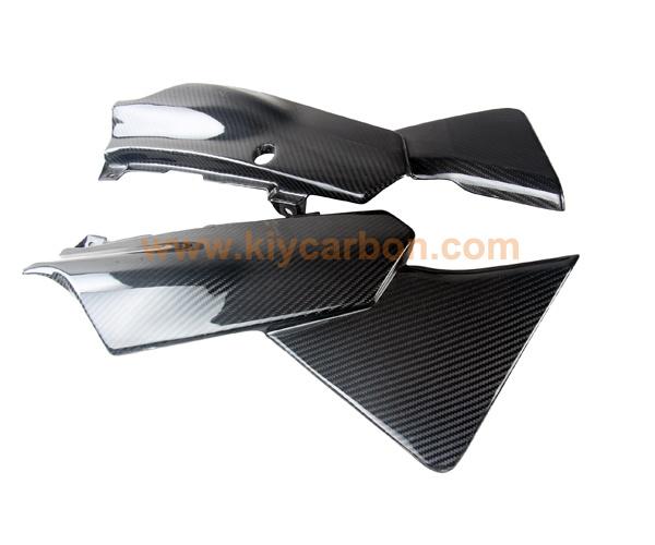 YAMAHA Tdr 250 Carbon Fiber Side Panels