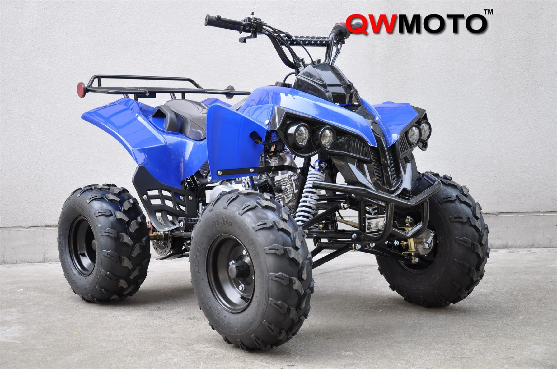 125cc atv quad bike for kids qwatv 02e photos pictures. Black Bedroom Furniture Sets. Home Design Ideas