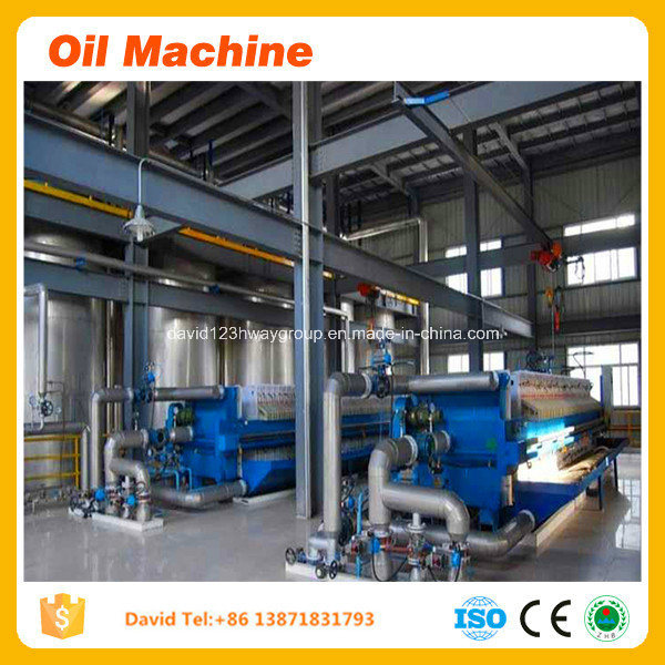 Ce and ISO Approved Industrial Oil Press Small Scale Edible Oil Refinery Homehold Oil Expeller