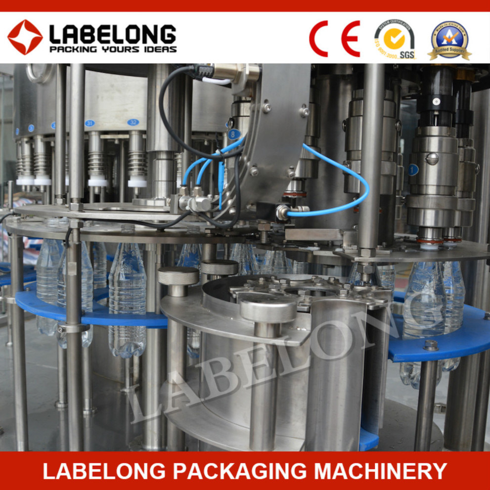 Oxygen Rich Water Filling Machine/Production Line