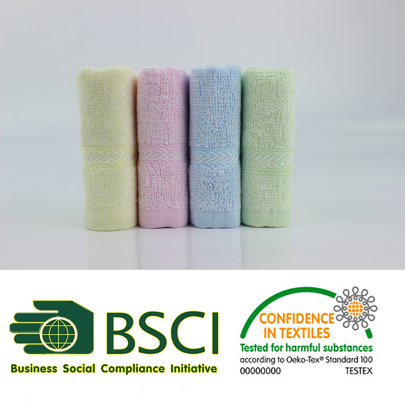 Luxury 70% Bamboo 30% Cotton Baby Towel