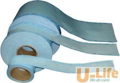 Heat Sealing Sterilization Flat Reel Gusseted Roll