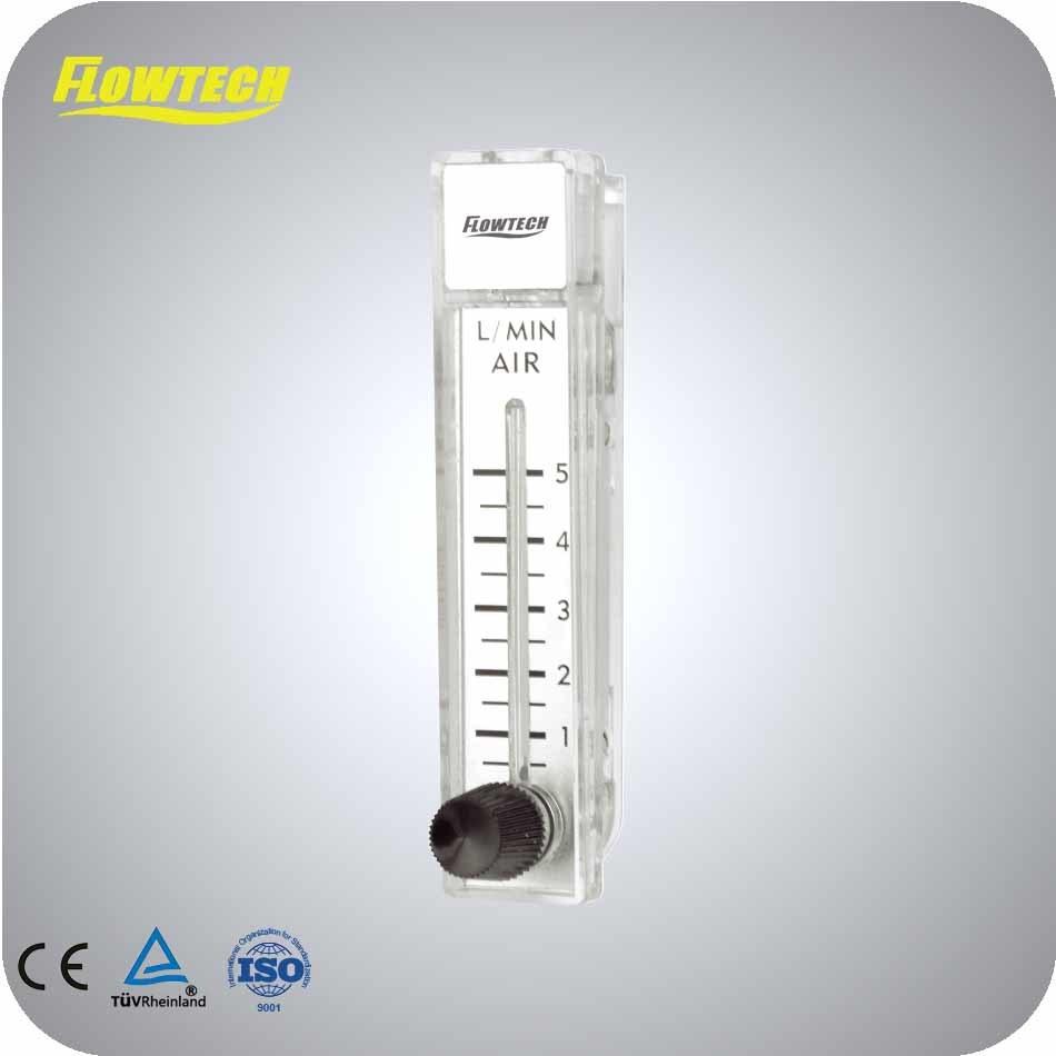 Polycarbonate Plastic Type Water Flowmeter