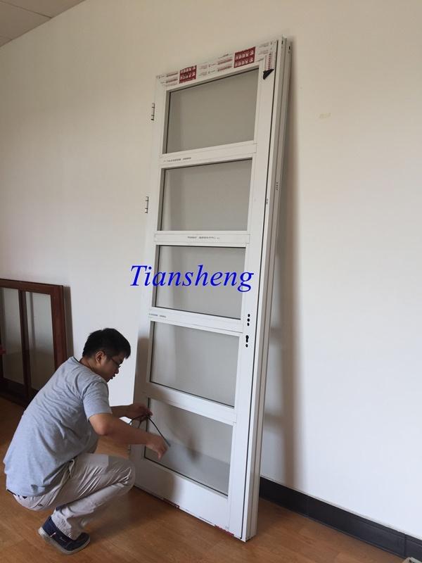 Aluminum Flyscreen Door