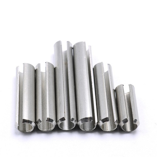 Cylindrical Elastic Pin with High Precision Machinning
