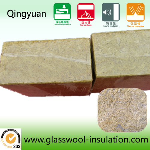 Rock Wool in Building External Wall for Heat Insulation (1200*600*70)