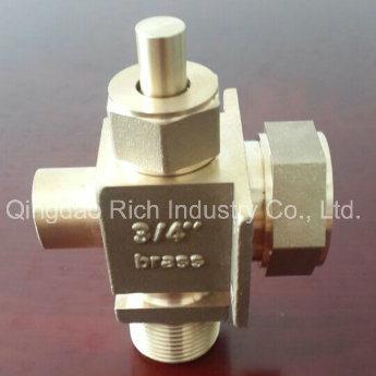 Sand Casting/Casting Part/ Aluminum Part/ Brass Part Valve Parts/ 316 Stainless Steel Casting Machining Part/High Quality CNC Precision Machining Parts