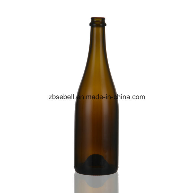 Glass Champagne Bottle, 750ml, 1.5L
