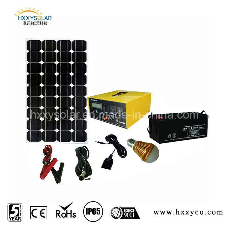 Manufature Direct Sale Solar Power Inverter Solar Power System 1000W 1500W 3000W