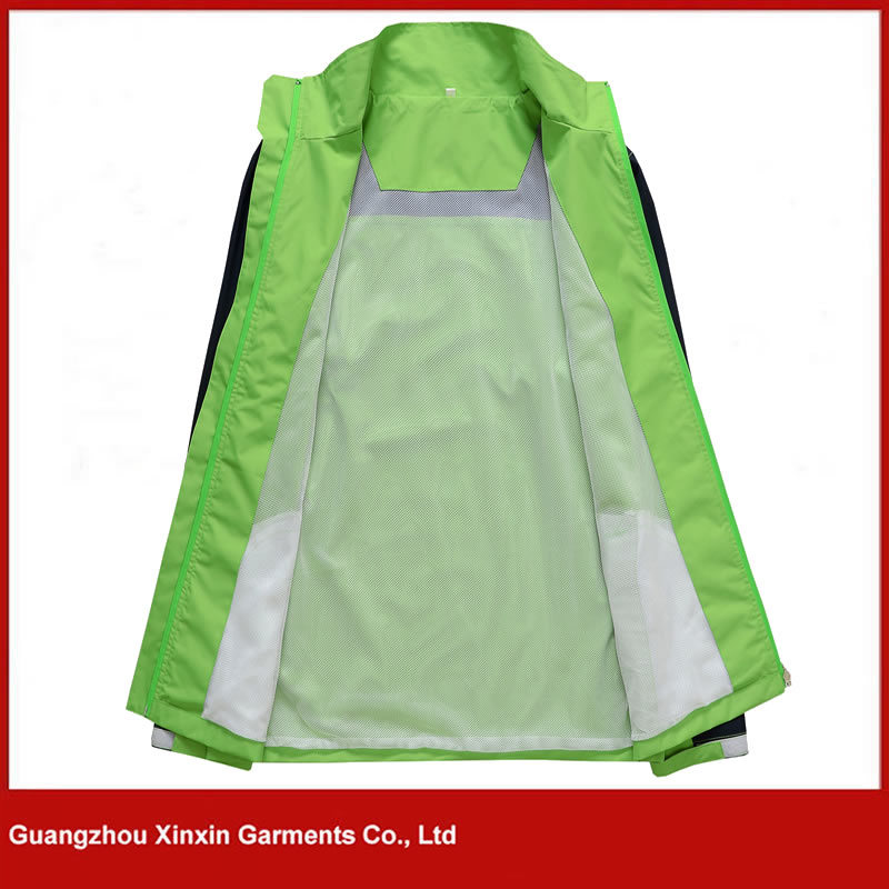 Wholesale Custom Design Good Quality Jacket Coat Supplier (J189)