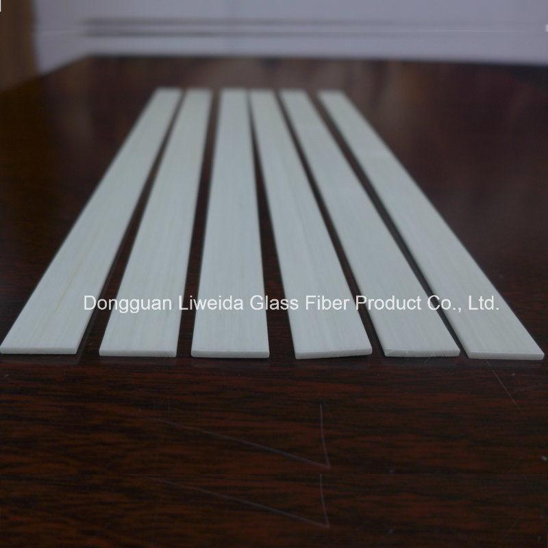 High Quality Fiberglass/FRP Flat Bar, FRP Strip, FRP Sheet