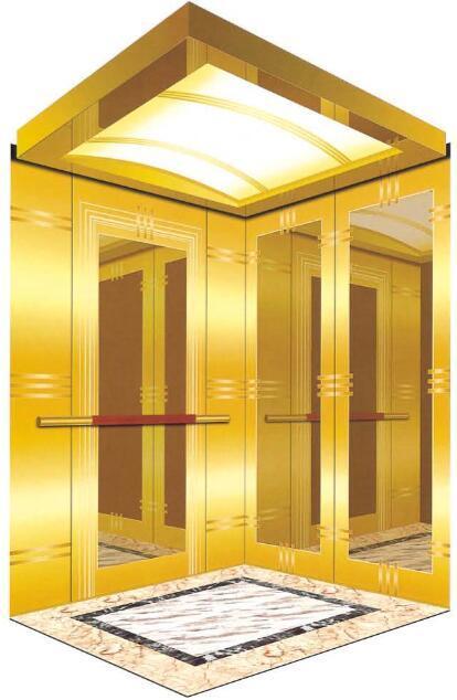 Passenger Elevator with AC-Vvvf Drive (RLS-101)