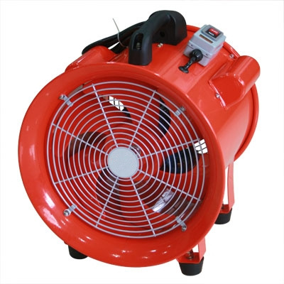 DC 36V Portable Fan/Axial Fan/Blower/Ventilator