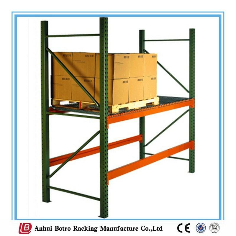 Sheet Metal Fabrication Warehouse Pallet Beam Racking