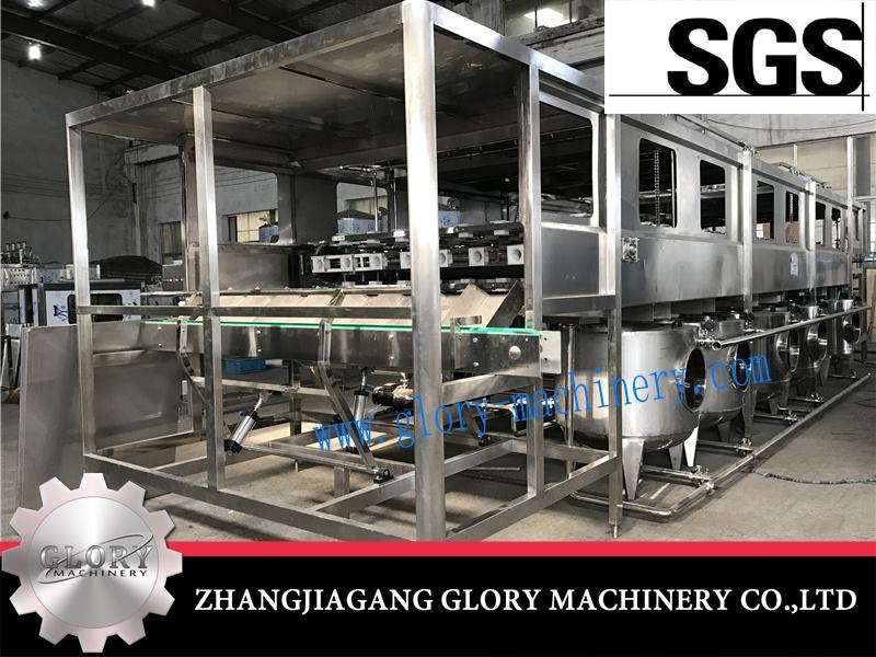 900 Bph Bottle Filling Machine for Water