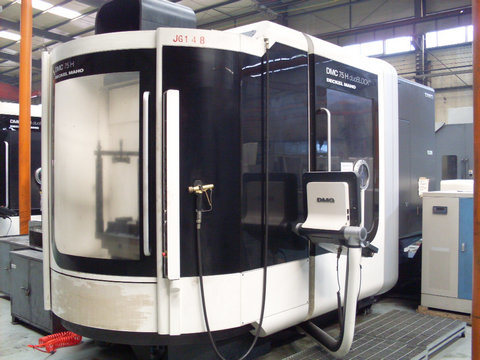 CNC Vertical Lathe Machining