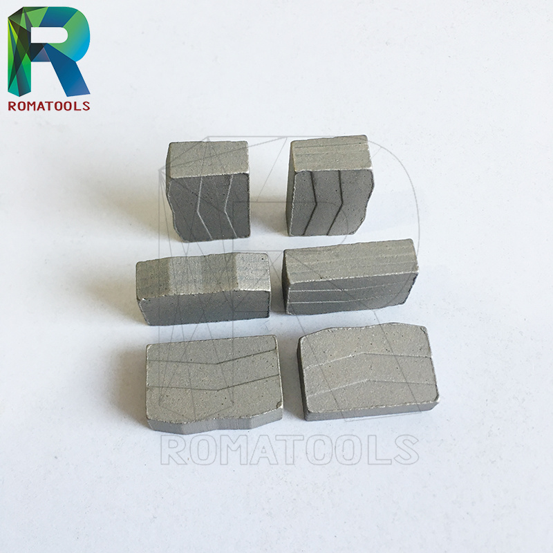 Diamond Segments for Hard Stone Granite Marble Block Cutting
