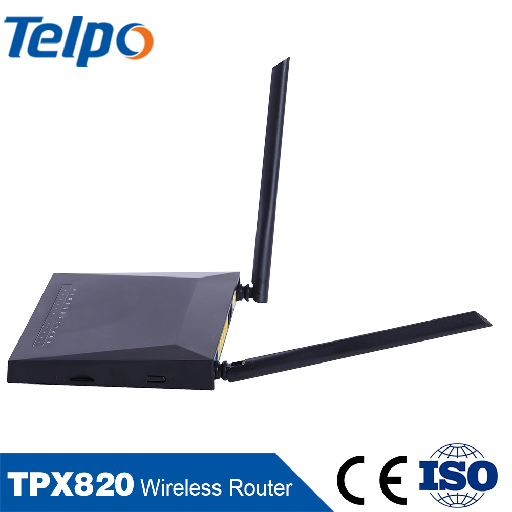 Manufacture Product 10/100/1000Mbps SIM Card Slot 4G Lte Wireless Router WiFi