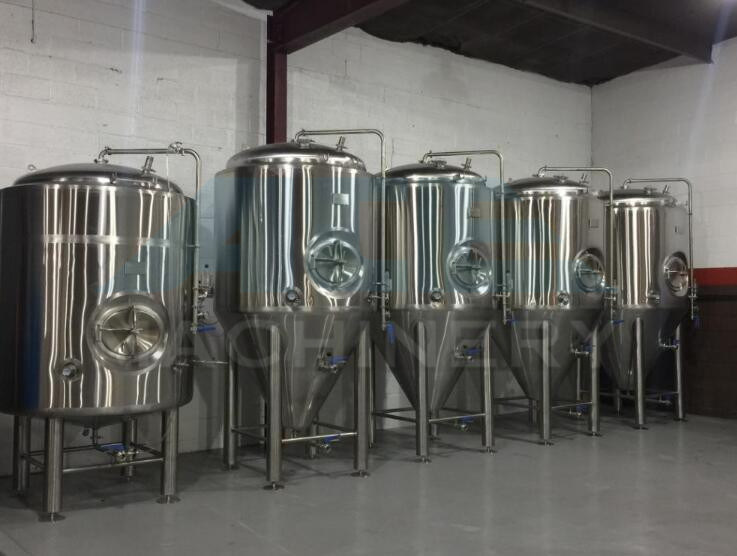 Automatic Industrial Microbrewery Beer Equipment with Ce (ACE-FJG-5X)