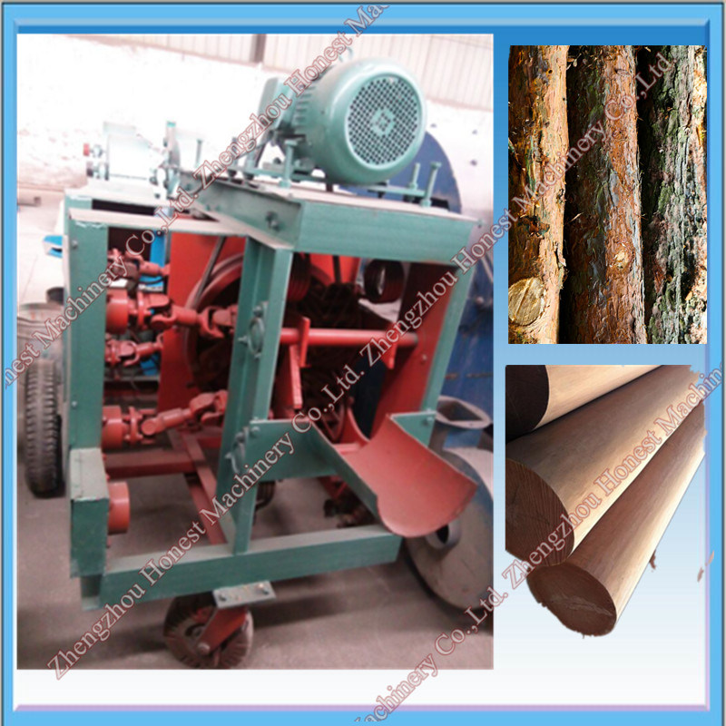 Hot Selling Wood Peeling Machine / Wood Working Machinery / Wood Veneer Peeling Machine