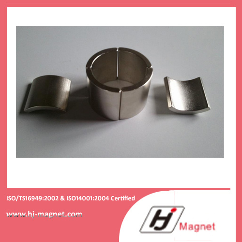 Super Power N52 Permanent NdFeB Neodymium Magnet with Bonded