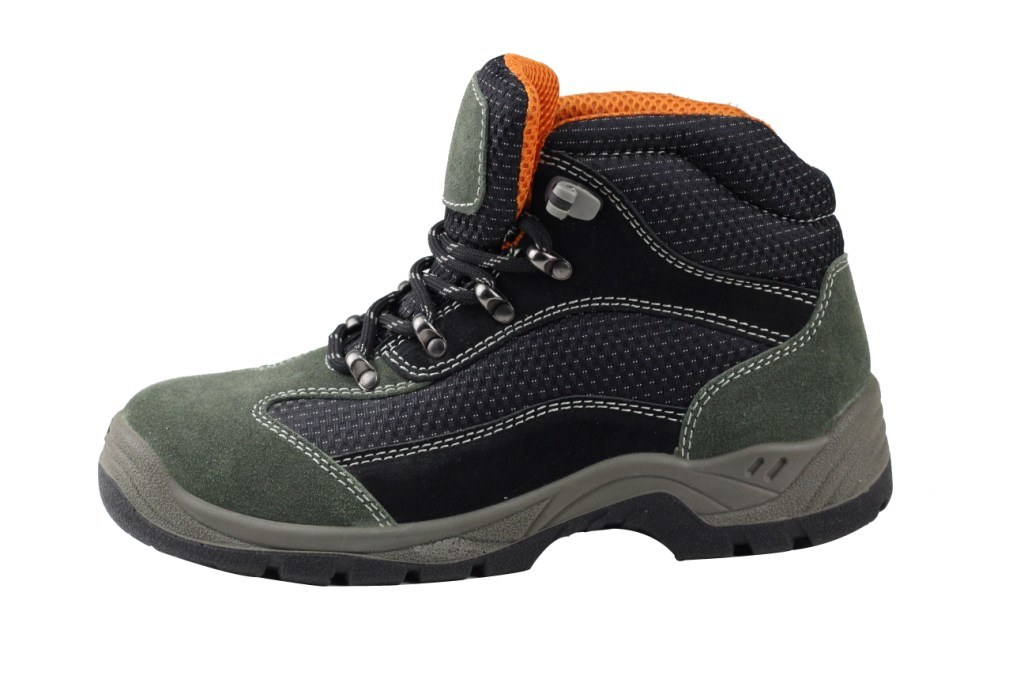 Hiking Safety Shoes with CE Certificate (SN1507)