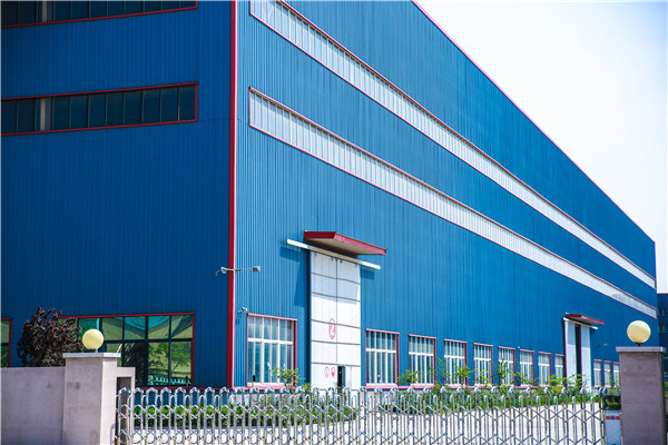 Light Steel Frame Warehouse in Deserts and Tropical Areas