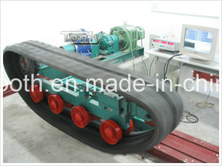 Toyang, Yanmar Combined Harvestor Rubber Track (450X100X48)