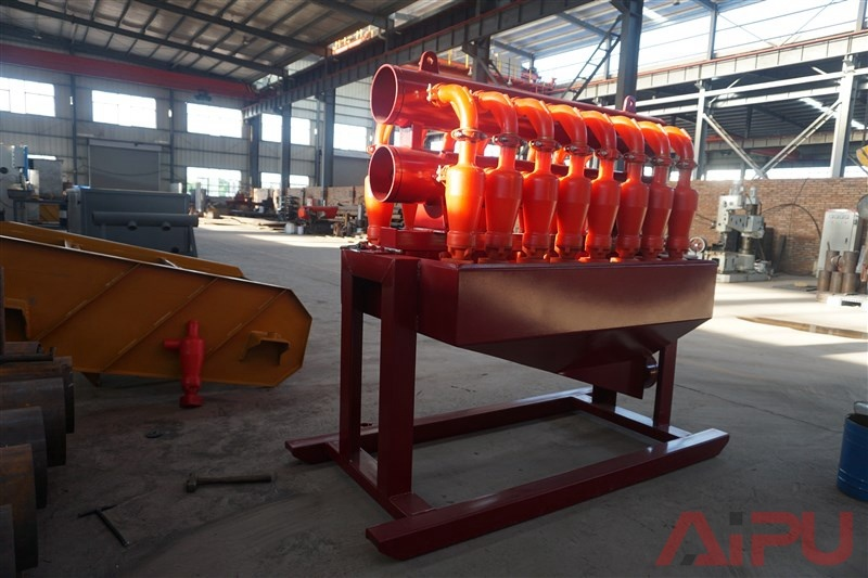 Hydrocyclone Desilter Separator of Solids Control for Sale