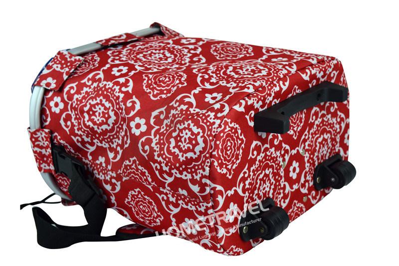 OEM Fashion Trolley Rolling Shopping Basket
