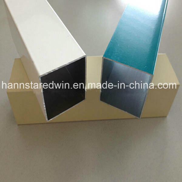 Building Extruded Aluminum Profiles