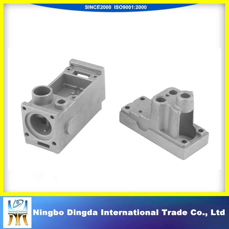 Steel Investment Casting for Auto Parts with Precision Machining
