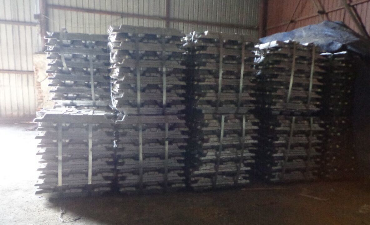 high quality pure lead ingot 99.99% for sale